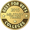 best for vets colleges 2015